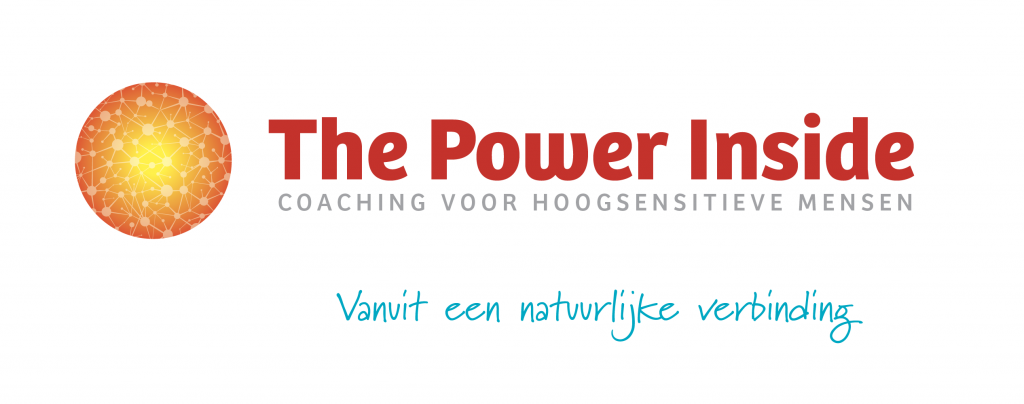 Hoogsensitiviteit- logo- The Power Inside